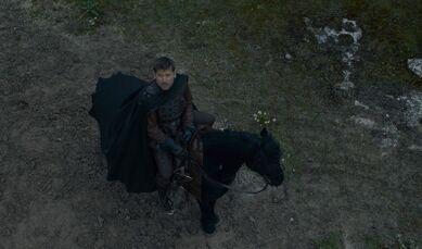 Jaime lascia Approdo del Re