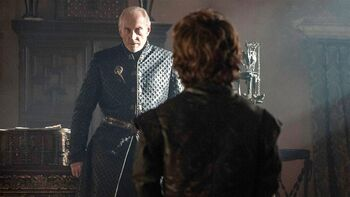 Tywin e Tyrion S3