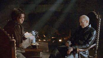 Arya e Tywin
