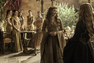 Margaery and cersei stagione 4