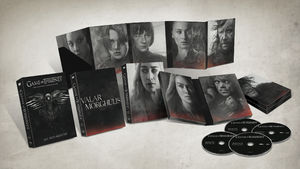 Game of Thrones 4 blu-ray