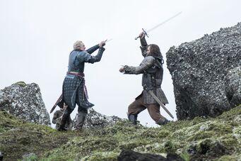 Brienne vs il Mastino