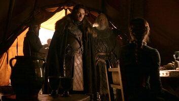 Robb vs Catelyn