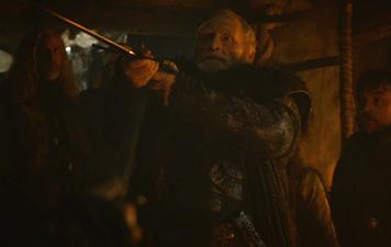 Jeor Mormont morte