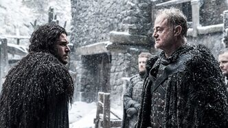 Thorne vs Jon Snow S5