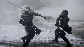 Estraneo vs Jon Snow