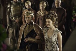 Joffrey and margaery stagione 4