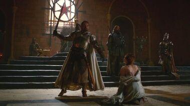 Sansa umiliata