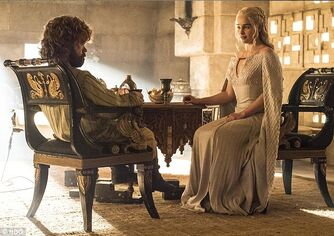 Tyrion and daenerys stagione 5