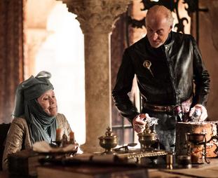 Olenna Tyrell e Tywin