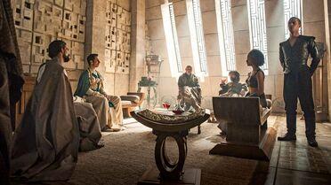 Tyrion tratta con i Padroni