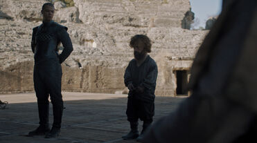 Verme Grigio Tyrion Gran Concilio 305 CA
