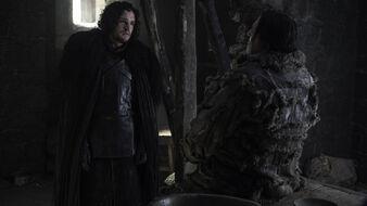 Jon e Mance S5