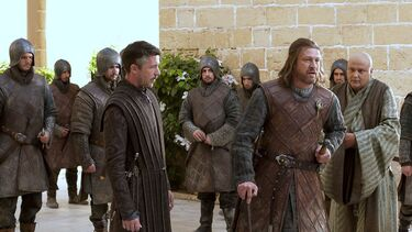 Petyr Baelish, Ned, Varys