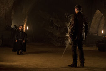 Tyrion e Jaime S7