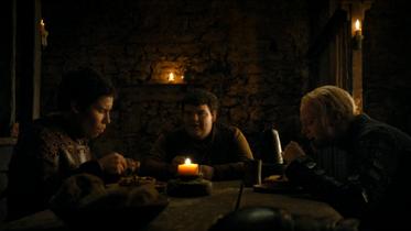 Frittella Podrick e Brienne