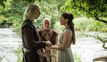 Rhaegar e Lyanna matrimonio