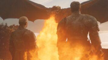 Drogon uccide Randyll e Dickon