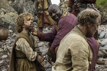Jorah e Tyrion schiavisti