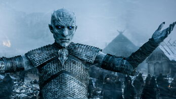 Night King Aspra Dimora