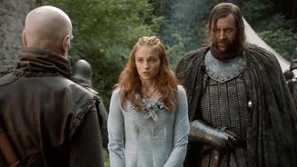 Sansa e il Mastino S1