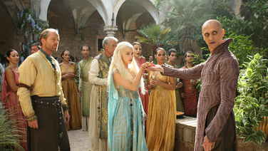 Jorah, daenerys and pyat 2x08