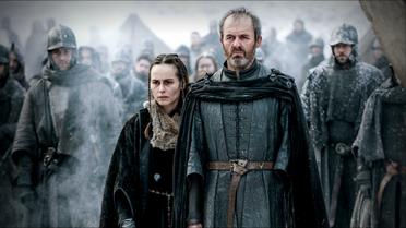 Stannis guarda il sacrificio