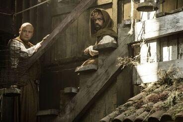 Varys e Tyrion a Volantis