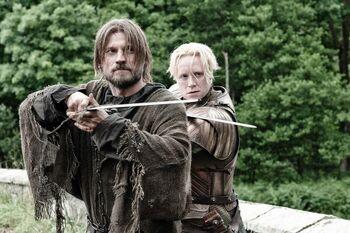 Jaime e Brienne S3