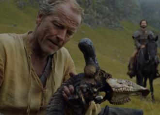 Jorah e Daario sulle tracce di Dany