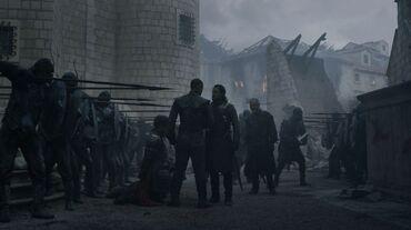 Verme Grigio vs Jon Snow