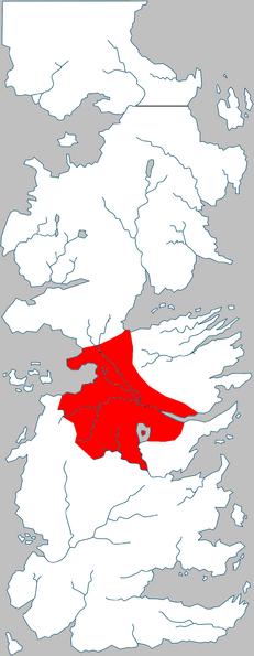 Terre dei Fiumi posizione
