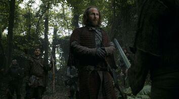Thoros incontra Arya e amici