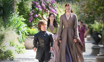 Tyrion Shae e Sansa