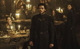 Robb, talisa and catelyn 3x10
