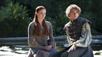 Sansa and loras stagione 3