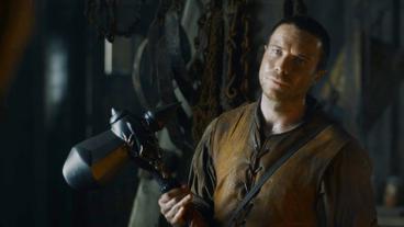 Gendry con martello