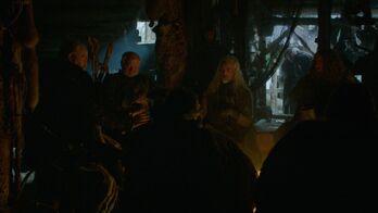 Craster e i suoi ospiti