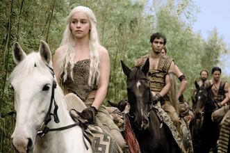 Daenerys 1x04