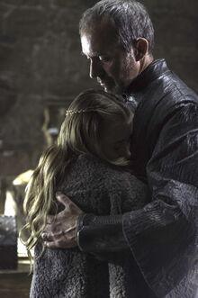 Shireen e Stannis S5