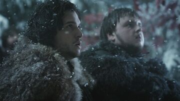 Jon e Sam giurano
