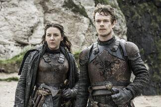 Yara e Theon 6X05