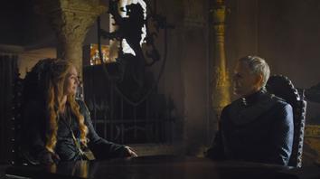 Cersei e Kevan