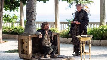 Tyrion e Varys a Pentos