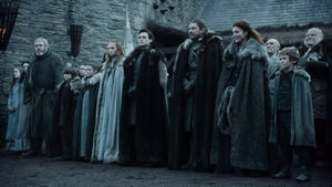 House Stark and retainers