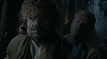 Jorah rapisce Tyrion