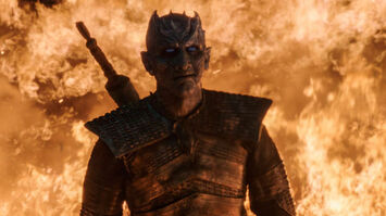 Night King fuoco