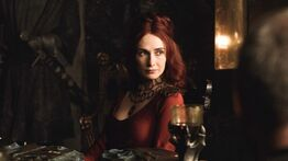 Melisandre seconda stagione