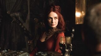 Melisandre seconda stagione