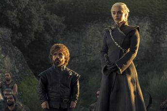 Tyrion e Daenerys Forte Orientale